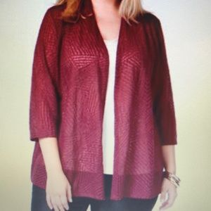 JM Collection Women There-Quarter Sleeve